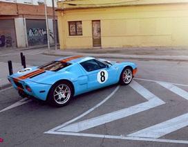 Chiếc Ford GT hoài cổ...