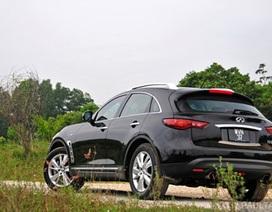 Mercedes-Benz và Infiniti bắt tay làm xe mới