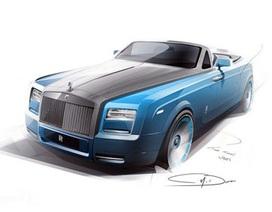 Roll Royce chuẩn bị ra mắt một mẫu xe đặc biệt