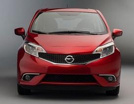 Nissan chính thức giới thiệu mẫu Note SR 2015