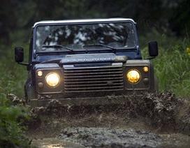 Land Rover khẳng định không bỏ rơi Defender