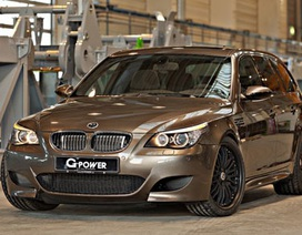 BMW M5 Hurricane RR Touring: Món quà cho gia đình đam mê tốc độ