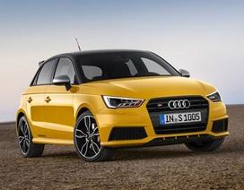 Audi S1 - Bé hạt tiêu