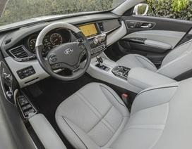 KIA bán chiếc sedan hạng sang K900 với giá 59.000 USD