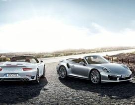 Porsche 911 Turbo S mui trần tại Việt Nam có giá 11,7 tỷ đồng