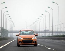 Hyundai Grand i10 – Nhỏ nhưng được việc...
