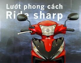 Honda ra mắt Wave RSX Fi, cạnh tranh quyết liệt cùng Yamaha