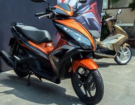 Honda Việt Nam làm mới Air Blade bằng sơn từ tính