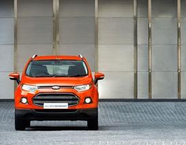 Ford EcoSport chính thức có mặt tại Đông Nam Á