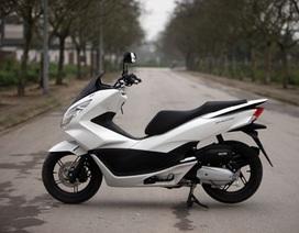 Honda PCX 2014 bị giật khi tăng tốc