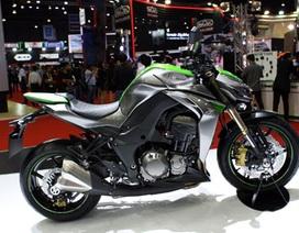 """Kawasaki Z1000 2014 - """"Sinh vật đến từ hành tinh khác"""""""