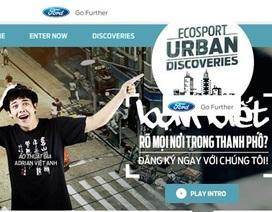 Khám phá Ford EcoSport - Khám phá thành phố của bạn