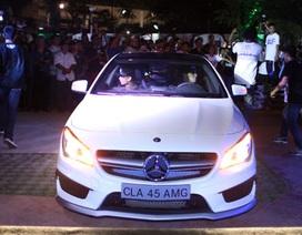 Mercedes-Benz CLA chính thức có mặt tại Việt Nam