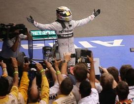 Thành công được báo trước của Mercedes