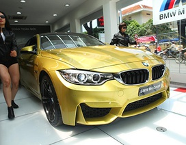 Cập nhật giá bán BMW tại Việt Nam (tháng 12/2014)