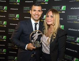 Aguero giành giải Cầu thủ xuất sắc nhất Premier League 2014