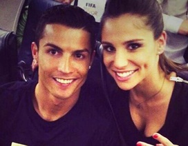 Chia tay Irina Shayk, C.Ronaldo vui vẻ bên tình mới
