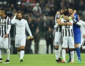 Cầm chân Atletico, Juventus giành vé đi tiếp