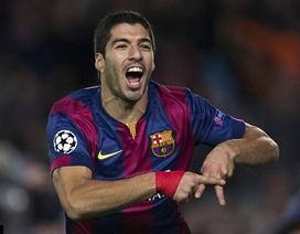 Choáng với số tiền Barcelona bỏ ra chiêu mộ Luis Suarez