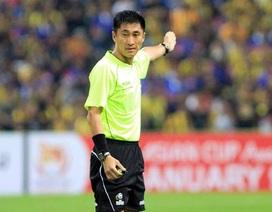 Nhìn lại những tình huống đội tuyển Việt Nam bị trọng tài xử ép