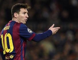 Mourinho thừa nhận bất lực trong việc chiêu mộ Messi
