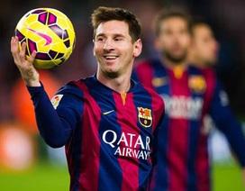 Cuộc đua Chiếc giày vàng châu Âu: Messi cất tiếng