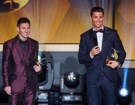 Messi muốn trở thành đồng đội của C.Ronaldo