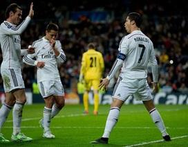 C.Ronaldo vượt qua Raul, Real Madrid lập kỷ lục vĩ đại