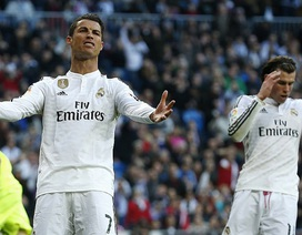 """C.Ronaldo lại """"nổi điên"""" vì Gareth Bale"""