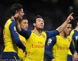 Đời thay đổi khi Arsenal… thay đổi