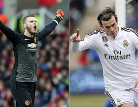 99% CĐV MU muốn giữ De Gea, từ chối Gareth Bale