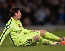 Messi lại dính líu tới bê bối về tiền bạc