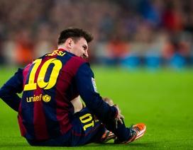 Khi Messi thất bại so với… chính mình