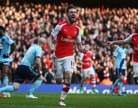 Bị loại khỏi Champions League với Arsenal chưa phải thảm họa