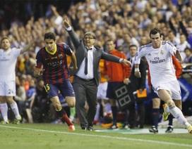 Gareth Bale phá kỷ lục chạy nhanh nhất làng túc cầu