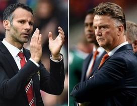 Van Gaal và Ryan Giggs bất hòa vì Rooney