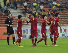 Nhìn lại những tuyệt phẩm của U23 Việt Nam trước Malaysia