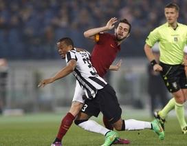 Hòa AS Roma, Juventus rộng cửa vô địch Serie A
