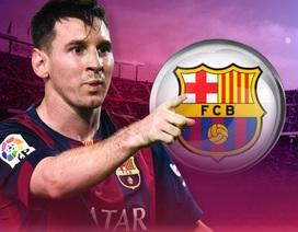 Nguồn cảm xúc bất tận mang tên... Messi