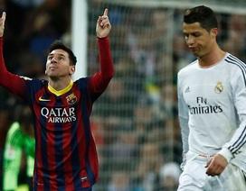 Messi là tiền đạo xuất sắc nhất năm 2015, C.Ronaldo xếp thứ... 29