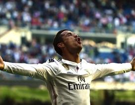 C.Ronaldo cân bằng kỷ lục hat-trick của Messi