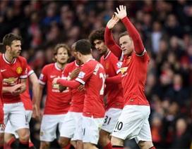 MU thắng đậm Tottenham: Cần lắm tinh thần Rooney!