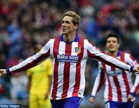 Torres ghi bàn đầu tiên ở La Liga sau 8 năm
