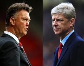 Van Gaal - Wenger: Cuộc chiến của hai bậc thầy