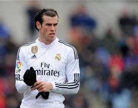 """Gareth Bale bị người hâm mộ Real Madrid """"ghẻ lạnh"""""""