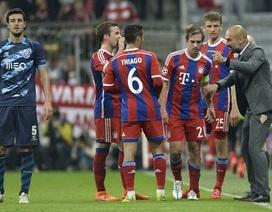 Guardiola cảm ơn học trò sau chiến tích không tưởng