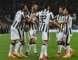 Đánh bại kẻ thăng hoa, Juventus tiến thẳng tới chức vô địch