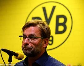 Jurgen Klopp bất ngờ chia tay Dortmund