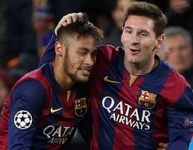 """Alex Ferguson: """"Neymar có thể lật đổ Messi và C.Ronaldo"""""""