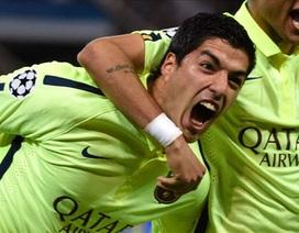 Suarez không cao ngạo sau chiến thắng trước PSG